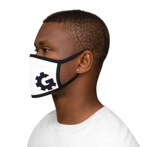 Grove of Gears Face Mask