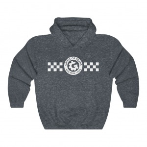 Grove of Gears Racing Stripes Hoodie