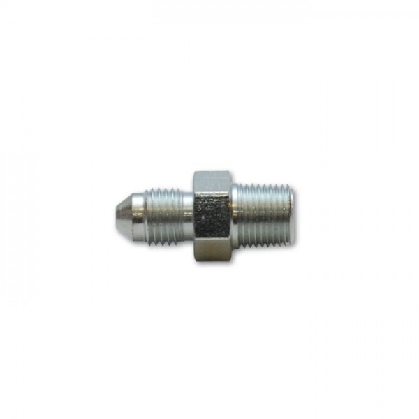 """Straight Adapter Fitting, Size: -3AN x 1/8"""" NPT"""