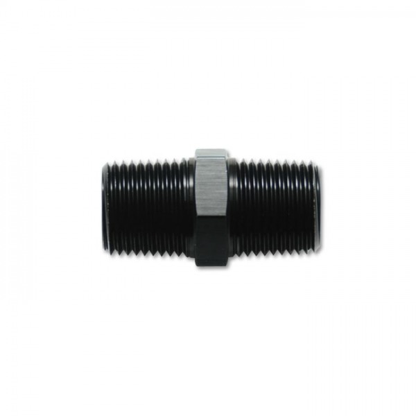 "Male Pipe Nipple Fitting, Size: 3/8"" NPT x 3/8"" NPT"