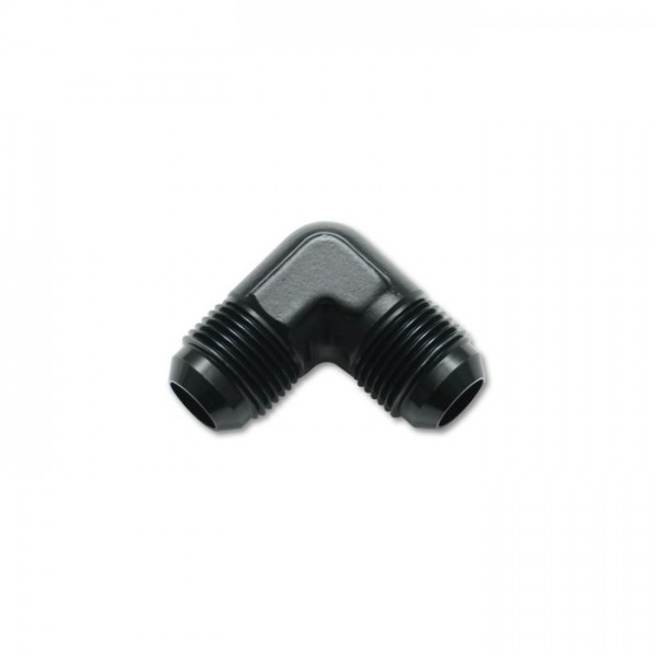 821 series Flare Union 90 deg. Adapter Fitting, Size: -4AN