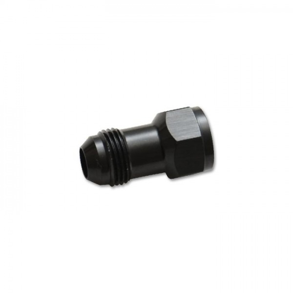 """Female to Male Extender Fitting, Size: -8AN, 1.5"""" Long"""