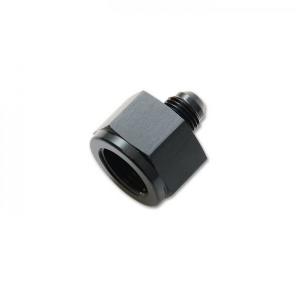 Female to Male Reducer Adapter, Female Size: -10AN, Male Size: -8AN