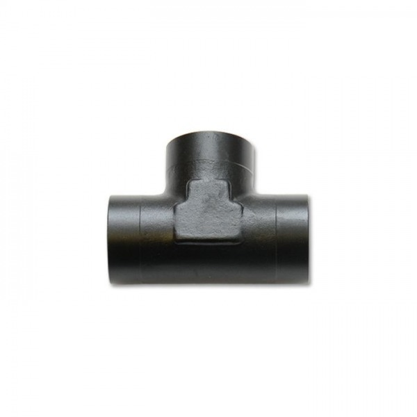 Female Flare Tee Adapter, Size: -4AN