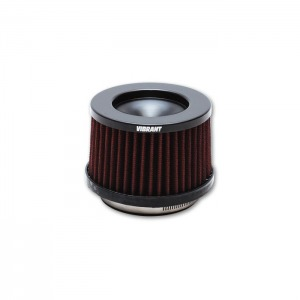 CLASSIC Performance Air Filter (4″ Inlet ID, 3-5/8″ Filter Height)