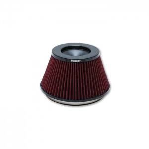 CLASSIC Perf. Air Filter (6″ Inlet ID, 3-5/8″ Height)- Bellmouth Velocity Stacks