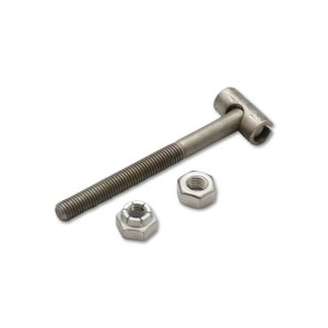 Replacement Fastener Set for V-Band Clamps (Bolt and Nuts)