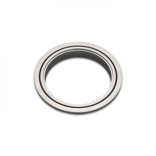 "Aluminum V-Band Flange for 2"" O.D. Tubing - Female"