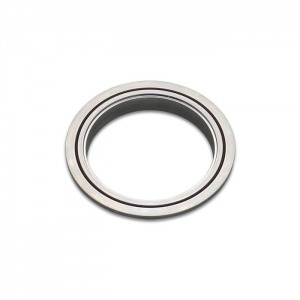 Aluminum V-Band Flange for 4″ OD Tubing – Female