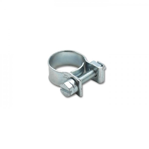 Fuel Injector Style Mini Hose Clamps: 7mm-9mm (Pack of 10)