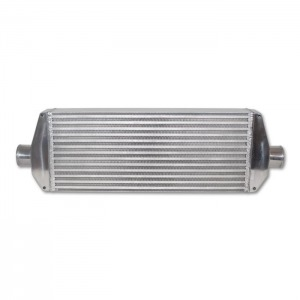 Air-to-Air Intercooler with End Tanks; 30″W x 9.25″H x 3.25″Thick