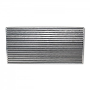 Air-to-Air Intercooler Core; Core Size: 25″W x 11.8″H x 3.5″Thick
