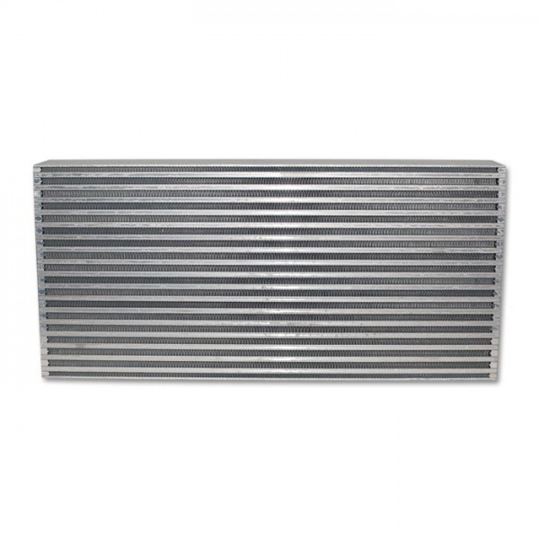"Air-to-Air Intercooler Core; Core Size: 25""W x 11.8""H x 3.5""Thick"
