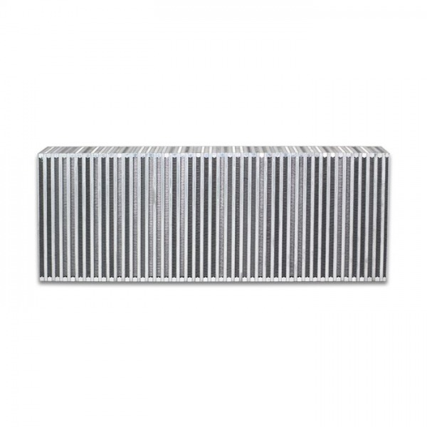 "Vertical Flow Intercooler; 30""W x 10""H x 3.5""Thick"
