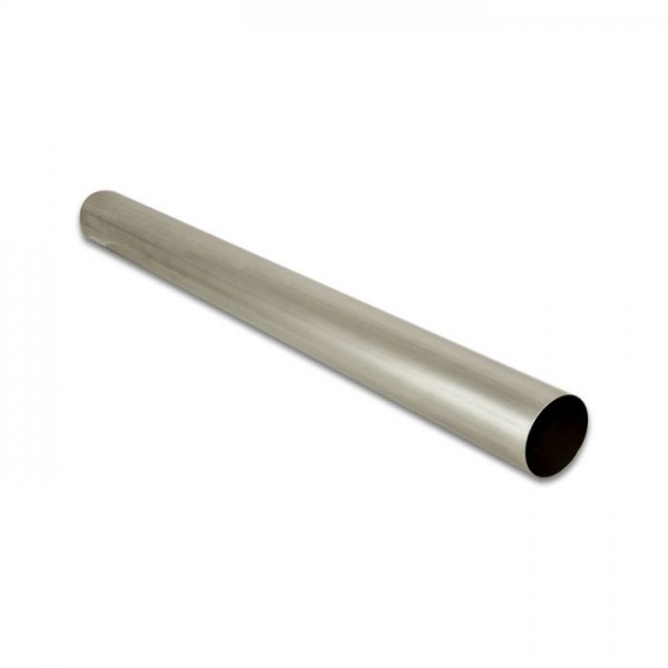 "3"" O.D. Titanium Straight Tube, 1 Meter Long"