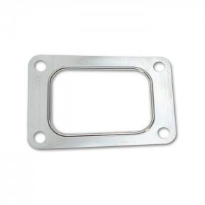 Turbo Inlet Flange Gasket for T06, Multi-Layered Stainless Steel