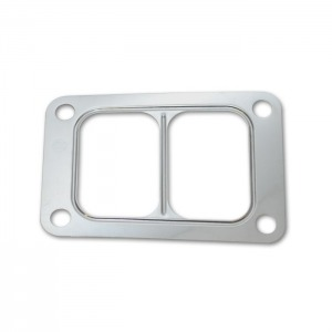 Turbo Inlet Flange Gasket for T06 Divided, Multi-Layered Stainless Steel