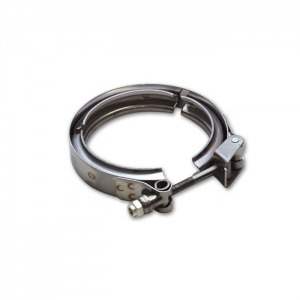 Quick Release V-Band Clamp (for V-band Flanges up to 1.5″ O.D)