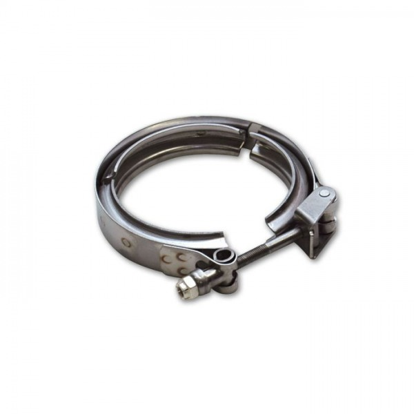 """Quick Release V-Band Clamp (for V-Band Flanges up to 1.75"""" O.D)"""