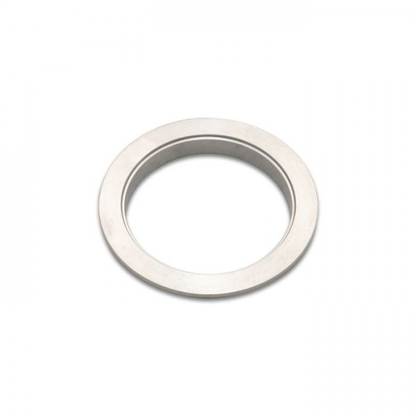 "Stainless Steel V-Band Flange for 2.25"" O.D. Tubing - Female"
