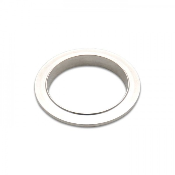 """Stainless Steel V-Band Flange for 2.25"""" O.D. Tubing - Male"""