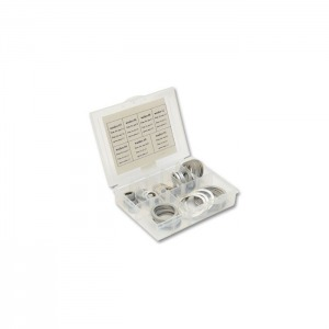Box Set of Crush Washers, 10 of each, Size: -3AN to -16AN