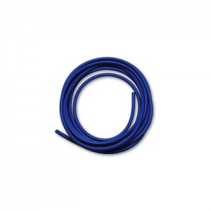 3/16″ (5mm) ID x 25ft Silicone Vacuum Hose Bulk Pack – Blue