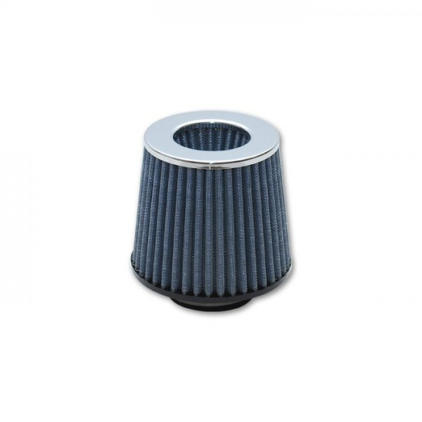 "Open Funnel Performance Air Filter (4.5"" Inlet I.D.) - Chrome Cap"