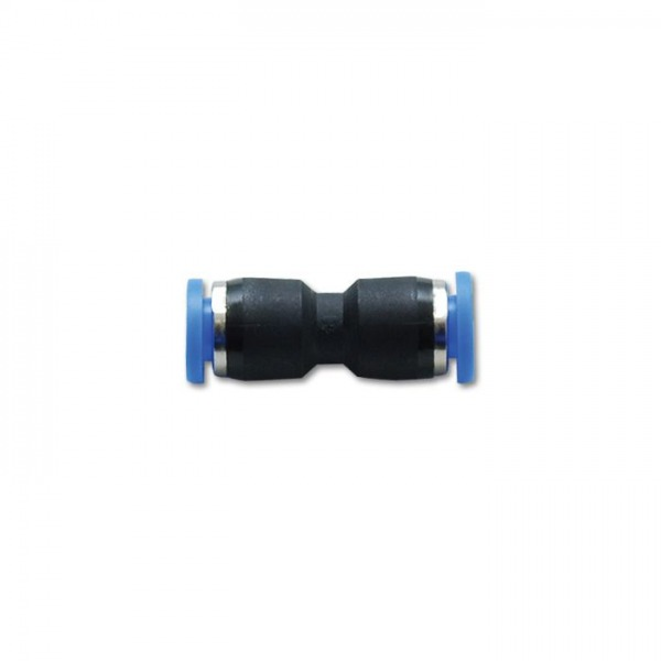 """5/32"""" (4mm) Union Straight One-Touch Fitting"""