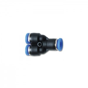 3/8″ (9.5mm) Union Y One-Touch Fitting