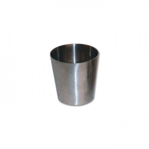 """2"""" x 2.5"""" Concentric (Straight) Reducer; 2"""" Long"""