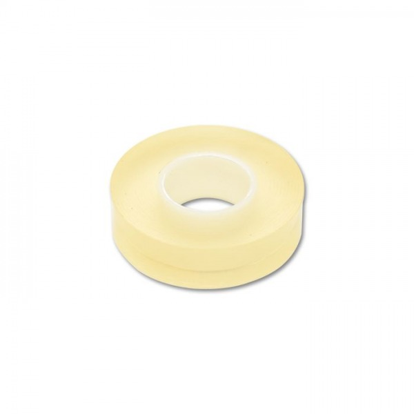Clear Adhesive Clear Cut Tape, 5 Meter (16-1/2 Feet) Roll