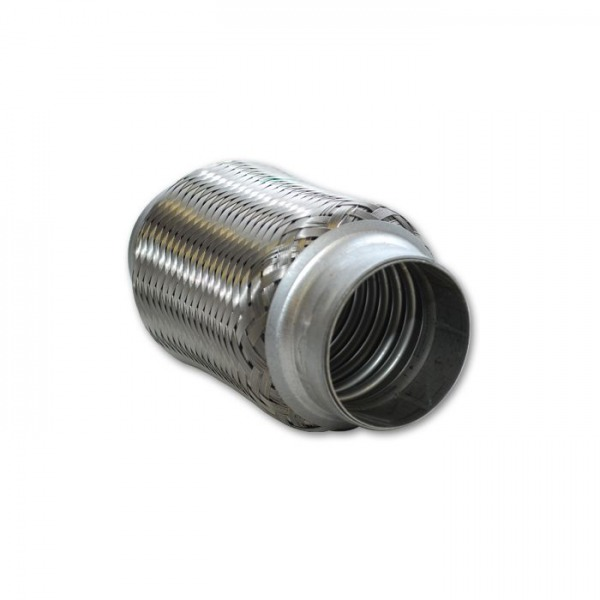 "Standard Flex Coupling Without Inner Liner, 2.5"" I.D. x 10"" Long"