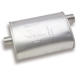 Competition Turbo Muffler
