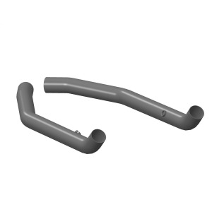 Mid-Pipe Adapter Pipe